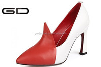 Sexy women pumps new style closed toe high heel dress shoe for women