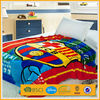100%polyester kids 3pcs cartoon animal design dinosaur bedding sets