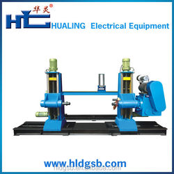 Pay-off and Take Up Shaftless Stand HL-1600 for 90 PVC Cable Extrusion Machine