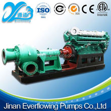 sand suction pumping system