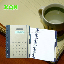 Hot sell notebook calculator and pen for wholesale