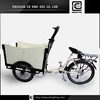 Superior electric cargo bike BRI-C01 scooter car