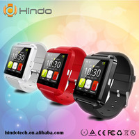 Hot sale 2015 Bluetooth U8 Android LED waterproof China Smart Watches smart watch mobile phone