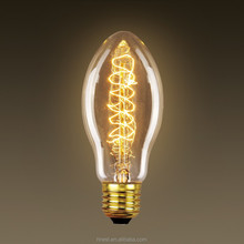 BT53 E27/E26/B22 Spiral Vintage Lamp Edison bulbs Edison lights