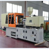 double color horizontal plastic injection moulding machine