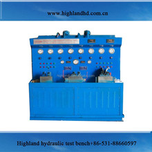 Jinan Highland electric motor hydraulic test bench for sale south africa