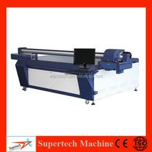 CMYK Inkjet 2500MM * 1300MM CMYK Digital Color Printing Machine