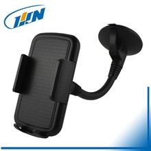 Cell Phone Car Mount Holder From Thrifty Gizmo, Easy to Install and Release on Windshield Vertically or Horizontally, Grips Hold