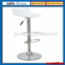 New Design Blue Acrylic Bar Chair Bar Stool For Coffee Shop YCW-121