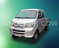 With Air conditioner China 3-10tons CDW 4x4 mini truck