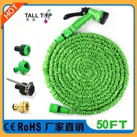 2015 super hot sales Excellent high pressure flexible water hose used for car washing