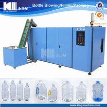 Automatic Mineral / Plastic Water Bottle Manufacturing Plant