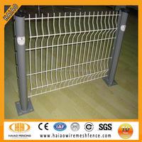ISO9001 & CE decorative metal garden edging fencing