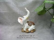 Elephant resin craft home decoration