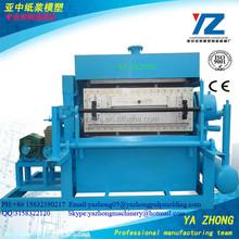 paper pulp egg carton egg tray making machine/La Machine de fabrication de plateau a oeufs