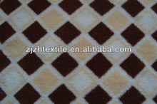 fleece fabric 100% polyester anti pilling polar fleece fabric/ polar fleece material