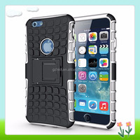 2015 Hot Style TPU+PC Combo Slim Cover Case For iPhone 6 Mobile Phone Housing For iPhone