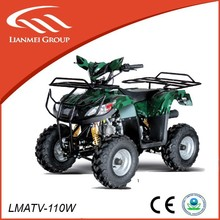 hot sale 110cc atv quad for kids from lianmei company