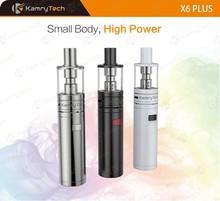 2015 Best e cig big mod high wattage sub ohm kamry X6 plus green smoke