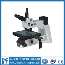 Upright Industry optical microscope with camera binocular and trinocular microscope FD12405