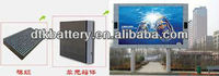 P10 full color high definition led screen