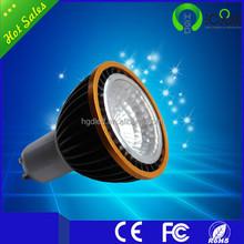 Super Quality CB 5w GU5.3 outdoor color changing led spotlight
