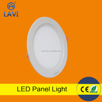 Innovative led lighting flat led recessed ceiling lights 4w 7w 10w 14w 18w led panel light ceiling round/square