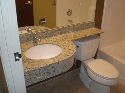 따뜻한 디자인 천연 대리석 돌 욕실 밴조 수조-조리대, 세면대 ...