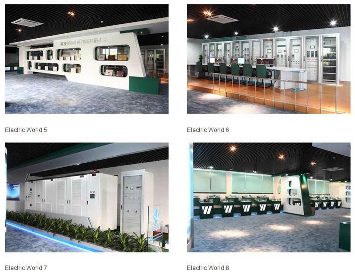 Wanlida motor/line/transformer/generator protection relay