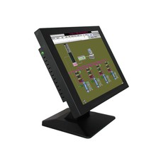 LS530H industrial touch screen panel pc with lcd with Android or Linux system