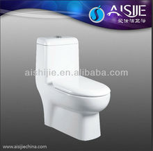 A3121 Toilet dimensions one piece toilet Siphonic 1 piece