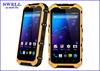 2015 fashionable ruggedize smartphone A9 MTK6582 quad core NFC 5MP camera 1GB 8GB rugged phone Big gift