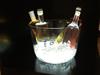 bar decoration LED beer bottle cooler