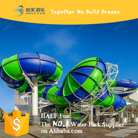 HALF Fun (NO.1 Water Park Brand on Alibaba.com) Full Amusement Park Design with Water Park Equipment for Sale