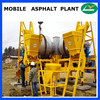 QLB60 Mobile asphalt equipment