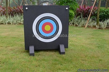 new portable archery target, customized size XPE foam archery target, soft material 3D archery target for shooting