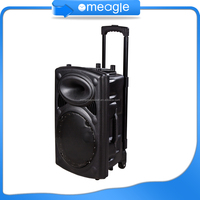 New Design bluetooth portable speaker with power bank
