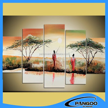 Picasso Reproduction Oil Painting Group People Oil Painting for Home Decor with wholesale price