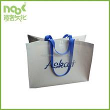 Custom Printing PP Woven Laminated Shopping Bag