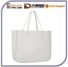 2015 Wholesale Fashion Leather Ladies Handbag In China