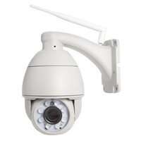 Intelligent megapixel PTZ high speed 360 degree rotation 960p IP speed dome outdoor wireless wifi hd ip camera