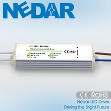 WTF-D24025A 25W 24V LED Light Driver with Constant Voltage High Quality 25W LED Driver