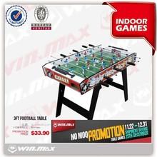 3ft más vendido madera mesas del futbolín barato
