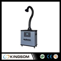 DX1001 Stand-alone soldering fume extractor , good quality and competitive price soldering fume collector