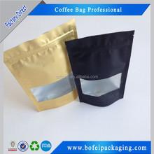 FDA Approved Food Grade Zipper Bag / Aluminum Foil Ziplock Bag / Stand up Zip Lock Bag