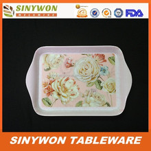 Best Supply Printed Cheap Wholesale Melamine Tray