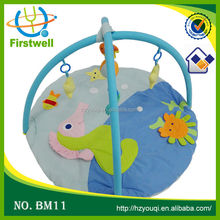 2014 hot sale tree top baby toys play mat