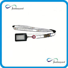Customized ancient cheap id card rope lanyard