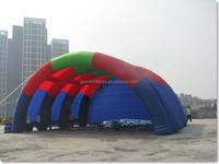 Inflatable tent inflatables rainbow door arch