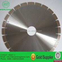 Asphalt Reinforce Concrete Green Concrete Cured Concrete Wet Cutting Diamond Saw Blade Used Wall Saw Floor Saw